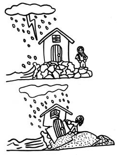 jesus rocks coloring pages - photo#18